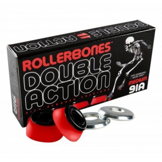 Rollerbones Double Action Cushions 91A