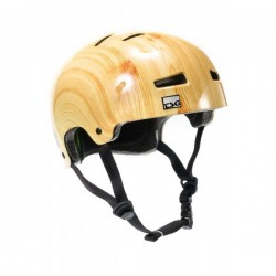 Kask TSG Evolution - wooden