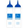 Bidon EDGE - 1L (niebieski dzióbek)
