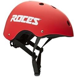 ROCES kask Agressive - czerwony matowy