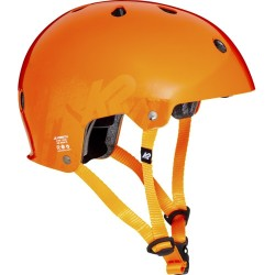 Kask K2 Varsity JR - pomarańczowy