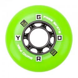 GYRO F2R - 4szt. (zielone) 76mm/85A