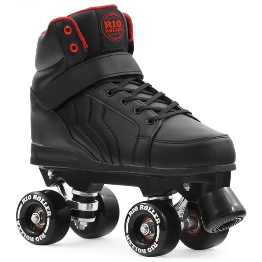 Rio Roller Kicks - Black