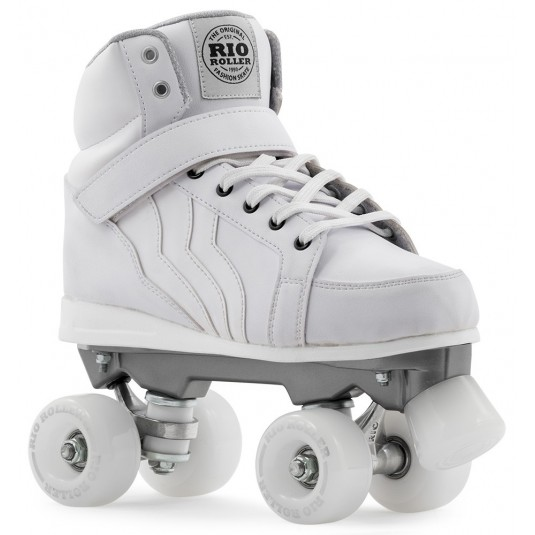 Rio Roller Kicks - White