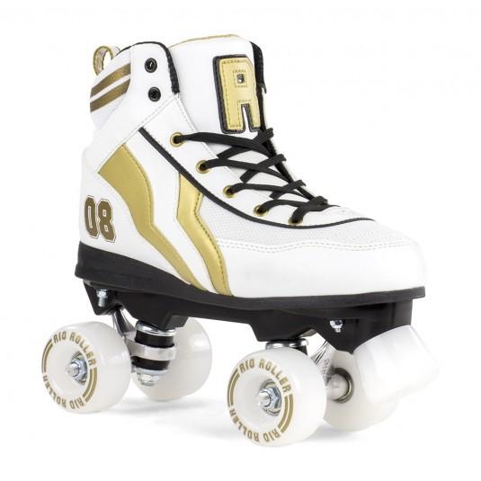 Rio Roller Varsity - White