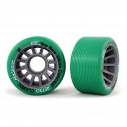 Kółka KRF Retro Classic - zielone
