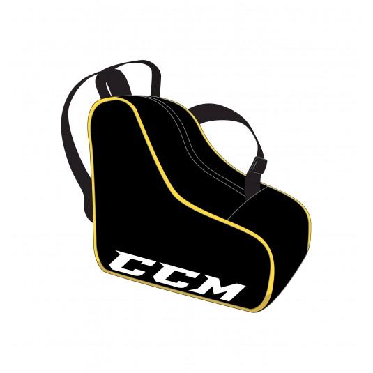 Torba hokejowa CCM - żółta