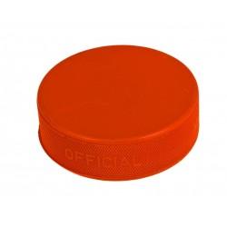 Krążek hokejowy - Senior - pomarańczowy