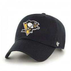 Czapka z daszkiem NHL - Pittsburgh Penguins