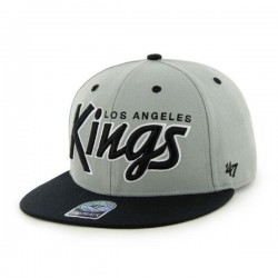 Czapka z daszkiem Snapback NHL - Los Angeles Kings