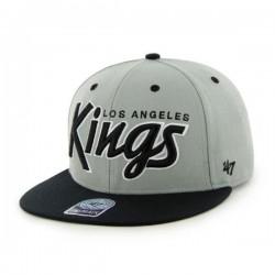 Czapka z daszkiem Snapback NHL - Los Angeles Kings