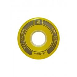 Kółka KRF SCHOOL PRO - żółte