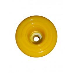 KRF Hamulec Silikonowy - żółty