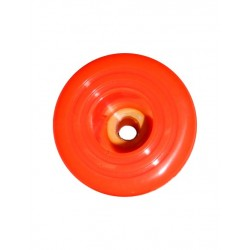 KRF Hamulec Silikonowy - pomarańczowy