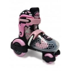 KRF Baby Quad różowe