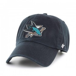 Czapka z daszkiem NHL - San Jose Sharks