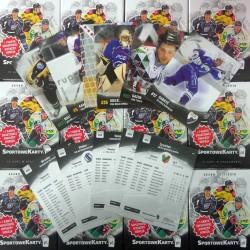 Karty kolekcjonerskie PHL ZESTAW 2+1 GRATIS! (sezon 17/18)