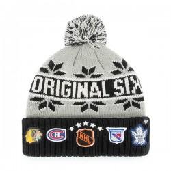 Czapka zimowa NHL - Six Rink