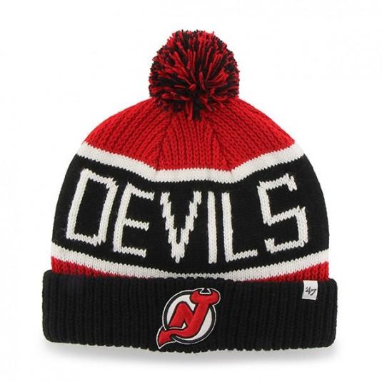 Czapka zimowa NHL - New Jersey Devils