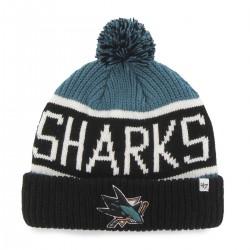 Czapka zimowa NHL - San Jose Sharks
