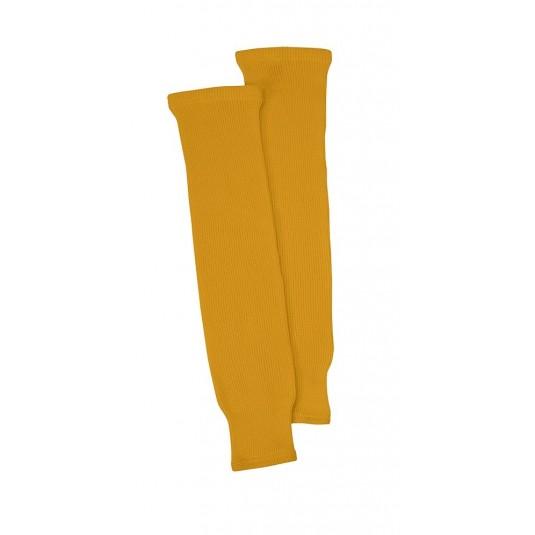 Getry hokejowe CCM S100P - żółte
