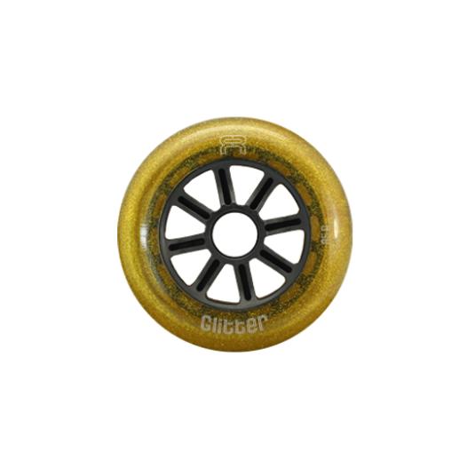 FR Glitter Gold Wheel 110mm/85A