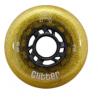 FR Glitter Gold Wheel 80mm/85A