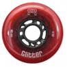 FR Glitter Red Wheel 80mm/85A