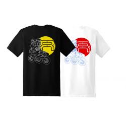 T-shirt FR - Skate (damski)