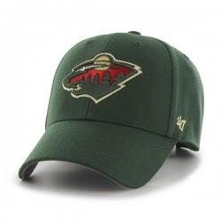 Czapka z daszkiem NHL - Minnesota Wild