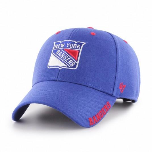 Czapka z daszkiem NHL - New York Rangers - Defrost