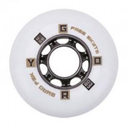 GYRO F2R - 4szt. (białe) 72mm/85A
