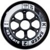 Zestaw kółka + łożyska + tulejki K2 SPEED 100mm/85A (8szt.)