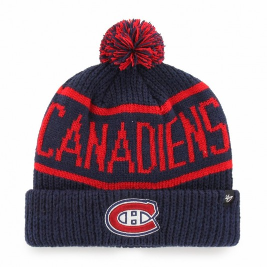 Czapka zimowa NHL - Montreal Canadiens Calgary