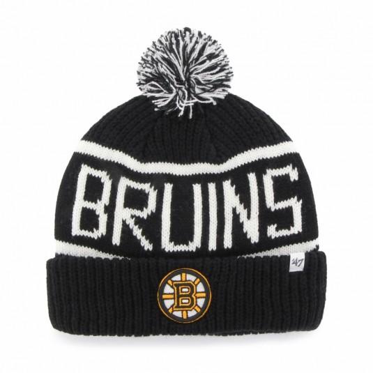 Czapka zimowa NHL - Boston Bruins Calgary