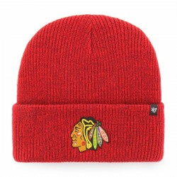 Czapka zimowa NHL - Chicago Blackhawks Brain Freeze