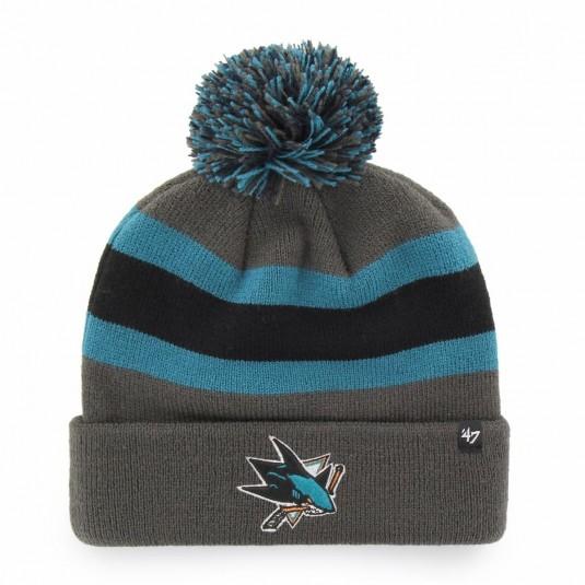 Czapka zimowa NHL - San Jose Sharks Breakaway