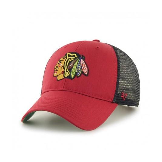 Czapka z daszkiem NHL - Chicago Blackhawks Branson