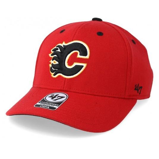 Czapka z daszkiem NHL - Calgary Flames kickoff