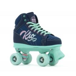 Rio Roller Lumina Granatowe