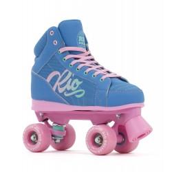 Rio Roller Lumina Niebieskie