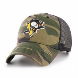 Czapka z daszkiem moro NHL - Pittsburgh Penguins Camo Branson