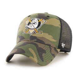 Czapka z daszkiem moro NHL -Anaheim Ducks Camo Branson