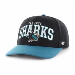 Czapka z daszkiem NHL - San Jose Sharks MVP DP