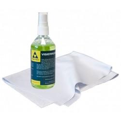 Fischer spray+szmatka do czyszczenia pleksy