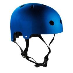 Kask SFR Essentials - niebieski metalik