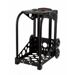 ZÜCA black frame - non flashing wheels