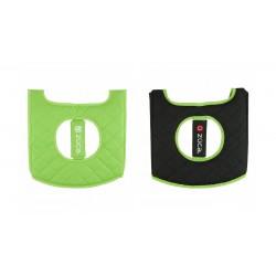 ZÜCA SEAT CUSHION - poduszka do siedzenia (zielony/czarny)